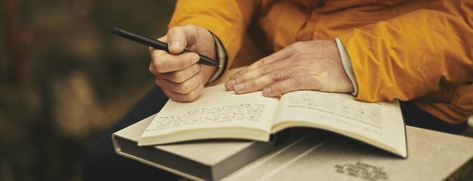 Creative Writing at Home