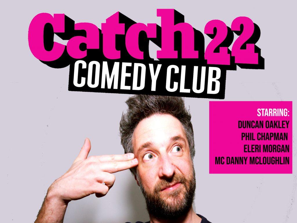 Catch 22 with Phil Chapman, Eleri Morgan, Duncan Oakley and MC Danny McLoughlin – Watch Online